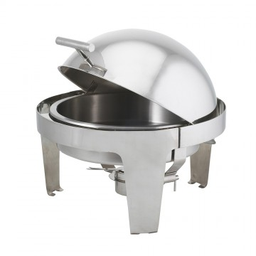 CHAFFING DISH ROLL TOP...
