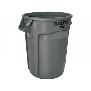 BASURERO BRUTE GRIS 75.7 lt.